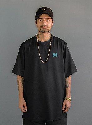 Camiseta Logo Básico - Preto V2