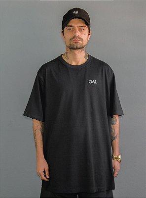 Camiseta Mantenha sua Fé  - Preto