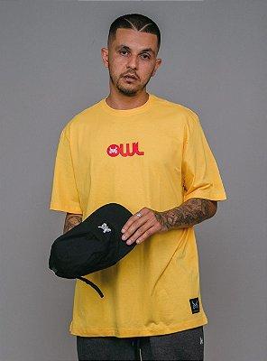 Camiseta Icon - Amarelo Girassol