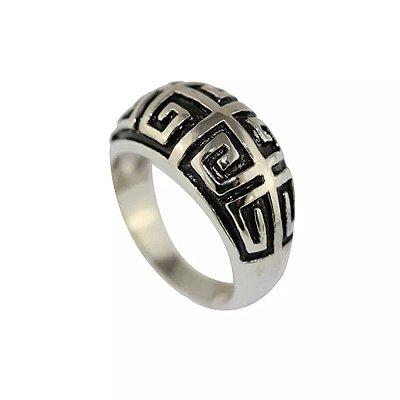 Anel de Aço Inca - 03094