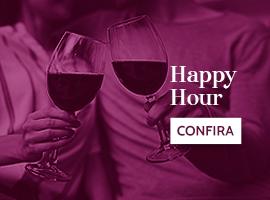 Sugestões para Happy Hour