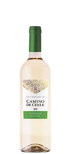 Vinho Branco Camino de Chile  Sauvignon Blanc 375mL