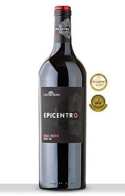 Vinho Tinto Nero D'Avola DOC Epicentro Riserva Sicilia  750mL