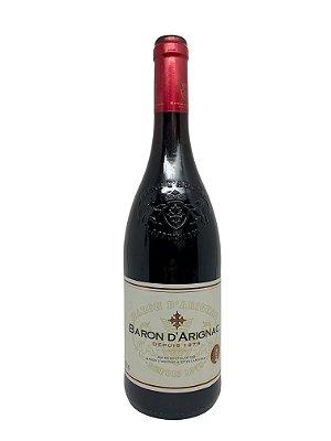 Vinho Tinto Baron D' Arignac 750mL