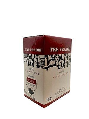 Vinho Tinto BAG IN BOX Valmarino Cabernet Sauvignon  5L