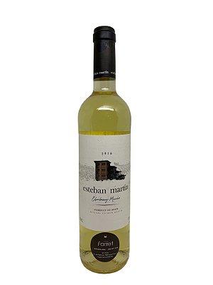 Vinho Branco Esteban Martin D.O.P Cariñena Chardonnay Macabeco 750mL