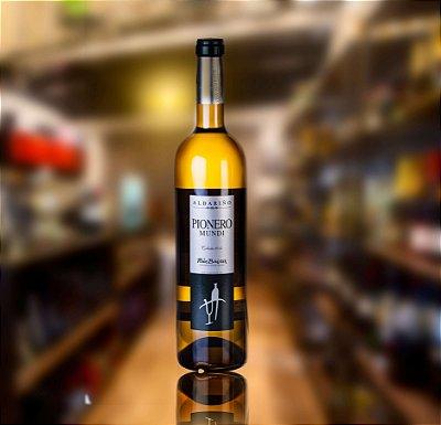 Vinho Branco Albarinho Pioneiro Mundi 2017 750mL