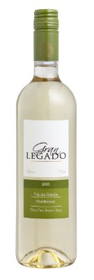 Vinho Branco Chardonnay 2017 Gran Legado 750ml