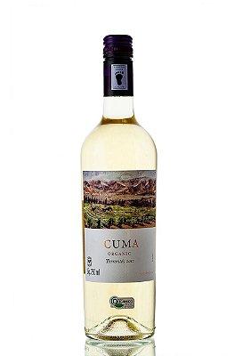 Vinho Branco Torrontes Cuma Orgânico 100% 2017 750mL