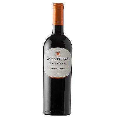 Vinho Tinto Cabernet Franc Montgras Reserva 2016 750mL