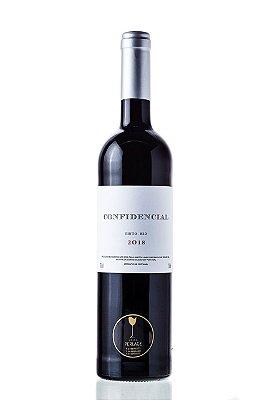 Vinho Tinto Confidencial 2018 750ML