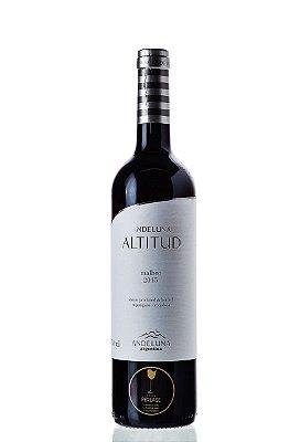 Vinho Tinto Malbec Reserva Andeluna Altitud 2015 750mL