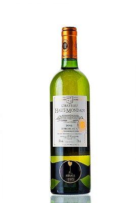 Vinho Branco Gran Bourdeaux Chateau Haut Mondain 750mL
