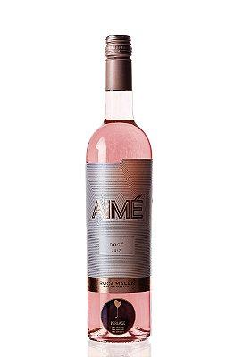 Vinho Rosé Aimé Ruca Malen 750mL