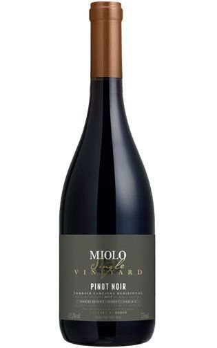 Vinho Tinto Miolo Single Vineyard Pinot Noir 2017 750mL
