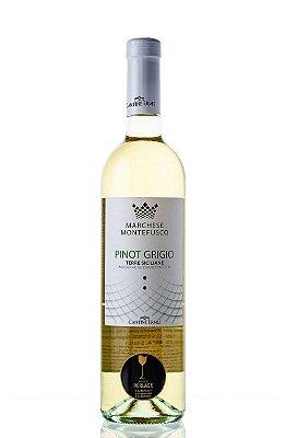 Vinho Branco Marchese Montefusco Pinot Grigio Terre Siciliane IGP 750mL