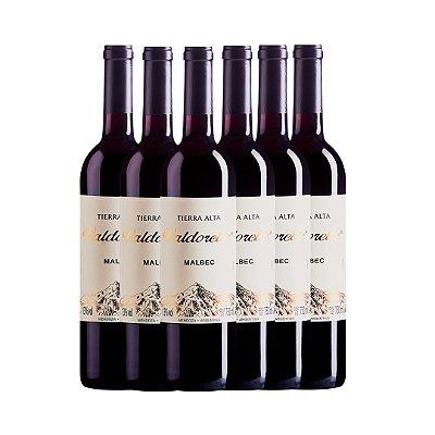 Vinho Tinto Malbec Tierra Alta 750mL - 6 Garrafas