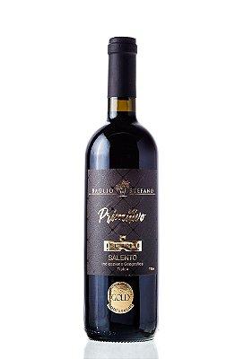 Vinho Tinto Baglio DI Stefano Primitivo Salento IGP 750mL