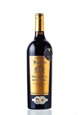 Vinho Tinto Primitivo de Manduria - Bacconi DOC 2016 750mL