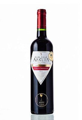 Vinho Tinto San José de Apalta Clásico Cabernet Sauvignon 2019 750mL