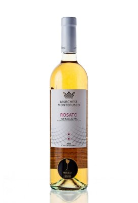 Vinho Rose Marchese Montefusco Rosato Terre Siciliane IGP 750mL