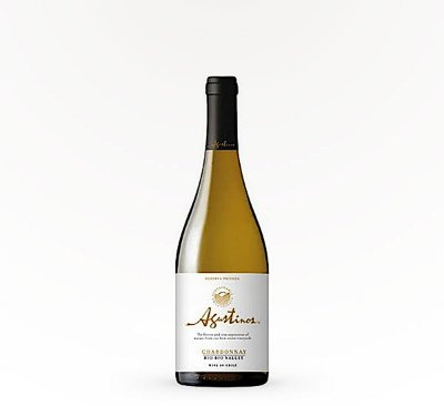 Vinho Branco Agustinos Reserva Chardonnay 750mL