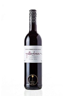 Vinho Tinto Polkadraai Stellembosh Pinotage Merlot 750ML