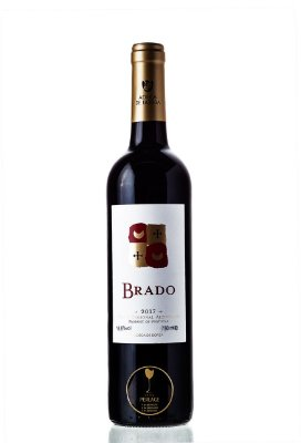 Vinho Tinto Alentejano Brado 2017 750mL