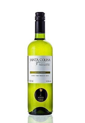 Vinho Chardonnay Santa Colina 750mL