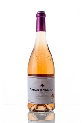 Vinho Rosé Baron D'Arignac 750mL
