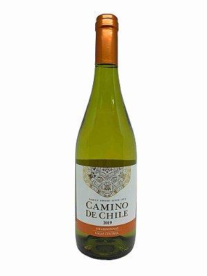 Vinho Branco Camino de Chile Chardonnay 750ml