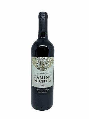 Vinho Tinto Camino de Chile Cabernet Sauvignon 750ml