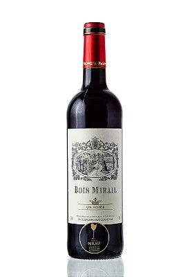 Vinho Tinto Francês Bois Mirail 750mL