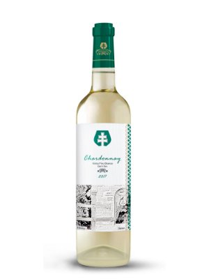 Vinho Branco Malgarim Chardonnay Demi-sec 750ml