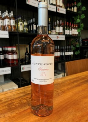 Vinho Rose Confidencial Reserva 2019 750mL