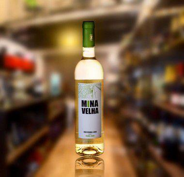 Vinho Branco Mina Velha 2018 750mL