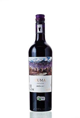 Vinho Tinto Cuma Malbec 100% Orgânico 750ML
