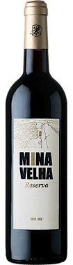 Vinho Tinto Mina Velha Reserva 750 mL