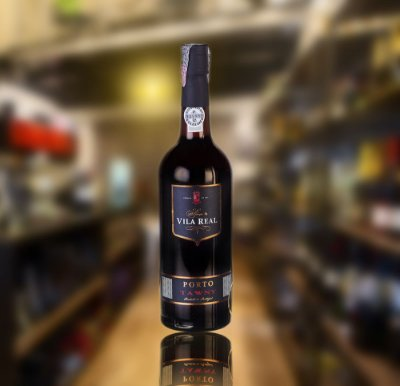 Vinho do Porto Vila Real Tawny 750mL