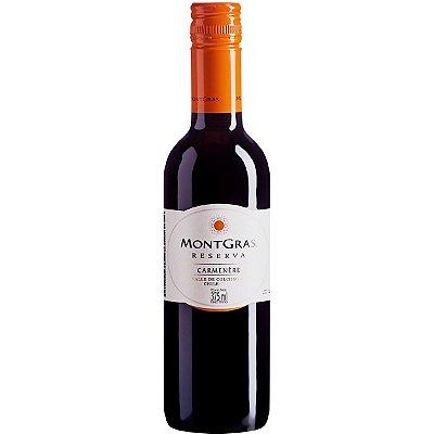 Vinho Tinto Carmenere Reserva Montgras 375mL
