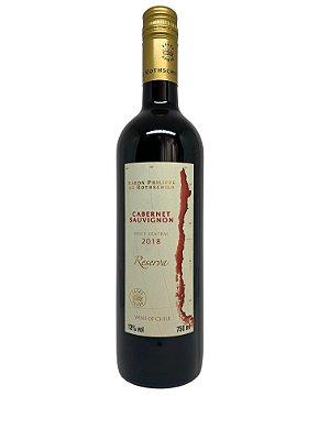 Vinho Tinto Baron Philippe de Rothschild Reserva Cabernet Sauvignon 2018 750ml