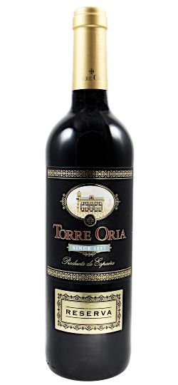 Vinho Tinto Torre Oria Reserva 750mL