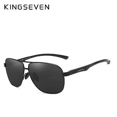 Óculos de Sol original Kingseven linha 2019 - Lentes HD Polarizadas - antirreflexo