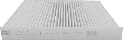 Filtro de cabina ar condicionado ONIX CRUZE COBALT PRISMA