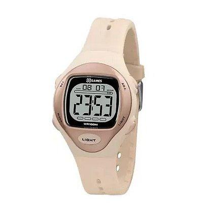 Relógio X-Games Unissex Xport Dourado XLPPD042-BXTX