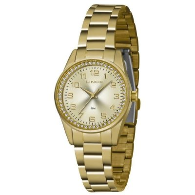 Relógio Lince Feminino Quartz  LRGJ109L.C2KX