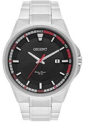 Relógio Orient MBSS1304 P2SX Masculino Prateado