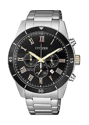 Relógio Citizen Masculino Cronógrafo TZ31507C