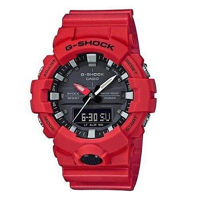 Relógio Casio G-shock Masculino GA-800-4ADR