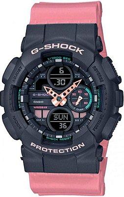 Relógio Casio Feminino G-shock GMA-S140-4ADR